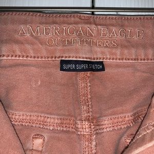 American Eagle Outfitters Shorts - American Eagle high waisted jean shorts.
